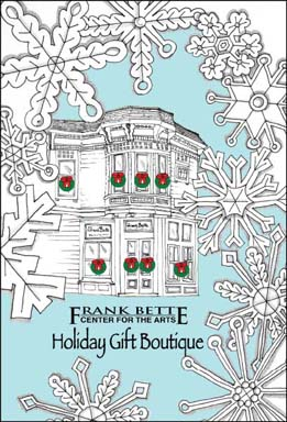 (Image) Holiday Boutique is coming up.