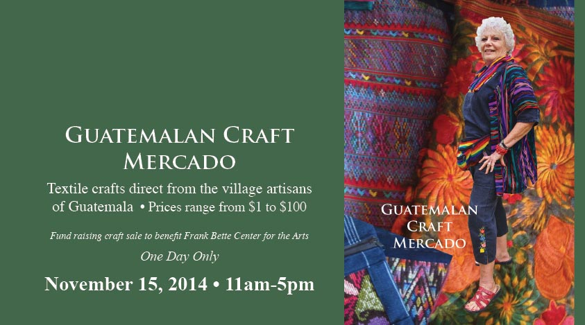 (Image) Mercado - Nov 15, from 11am to 5pm