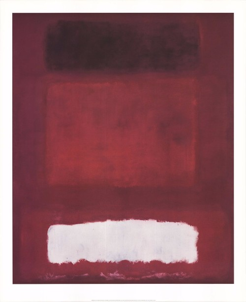 Mark Rothko Black Red White Big Large Posters