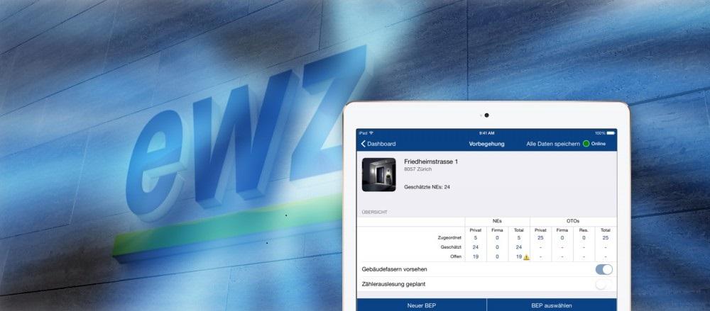 ewz Telecom App