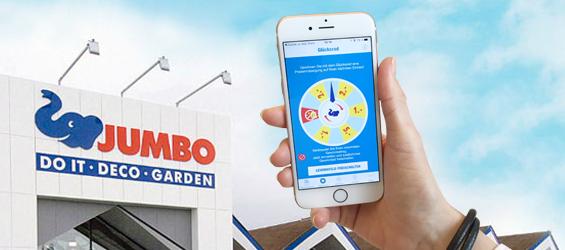 Jumbo-Bonus App