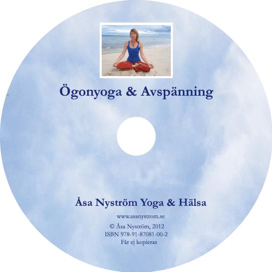 Ögon CD av Åsa Nyström