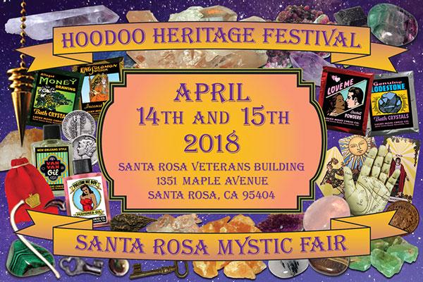 Hoodoo Heritage Festival 2018