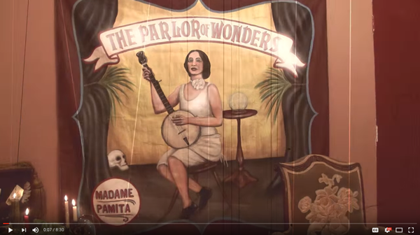 Hoodoo How To with Madame Pamita - YouTube
