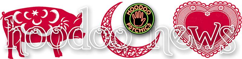 Hoodoo News Banner