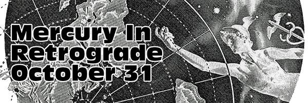 Mercury Retrograde Image