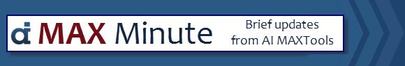 AI MAX Minute banner