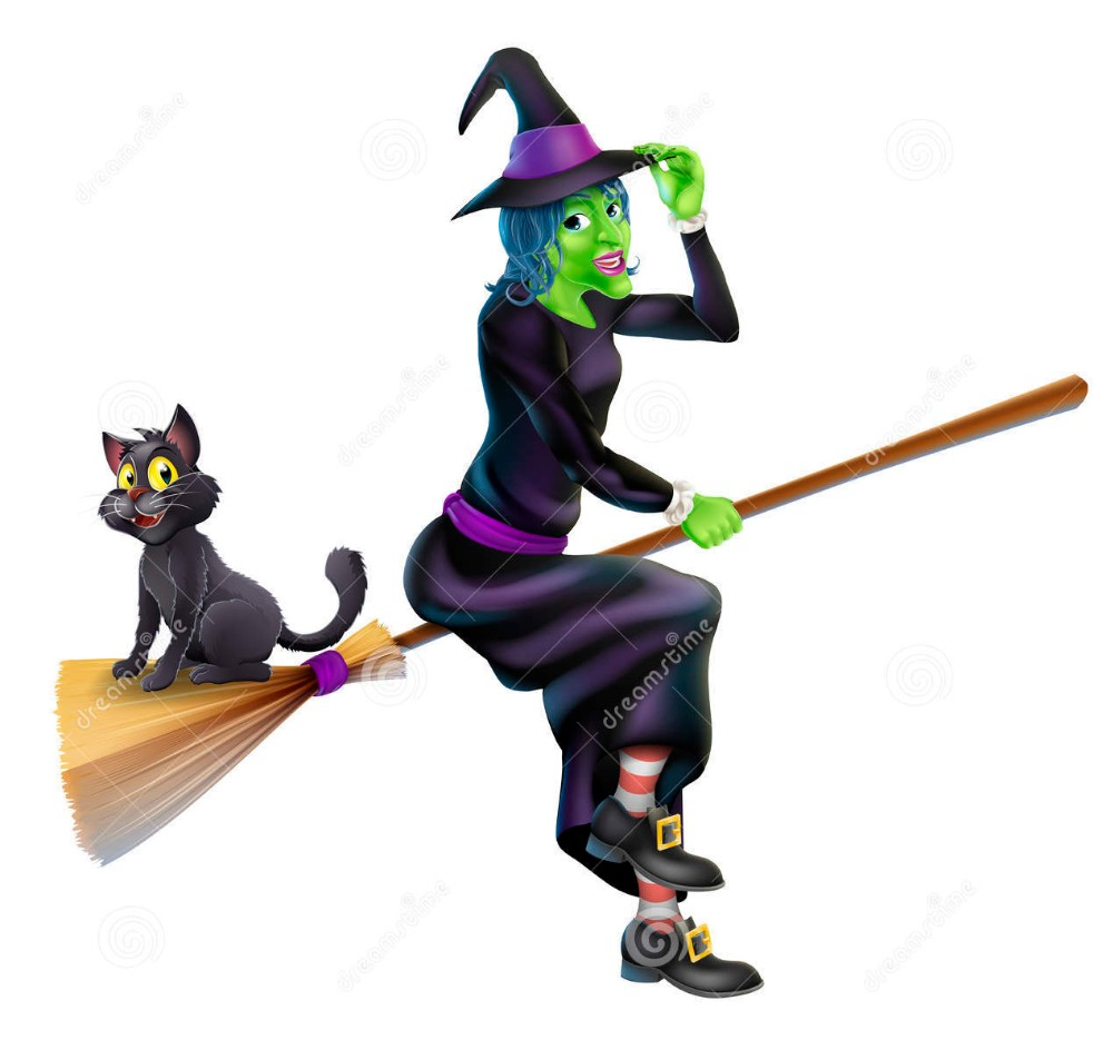 Image result for halloween witch pictures
