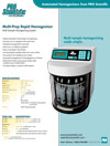 Rapid Multi-Sample Homogenizing System