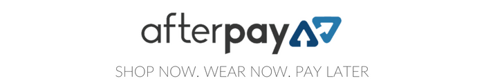 Afterpay available at Queen Bee