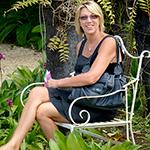 Anne at the Summit, Port Vila, Vanuatu