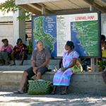 Greg at Lenakel, Tanna Island, Vanuatu