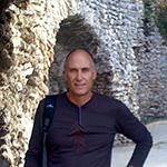 Greg Watt travelling through Europe