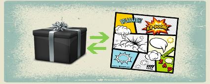 Ungewollte Geschenke gegen Action tauschen