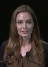 Angelina Jolie Addressing Malala