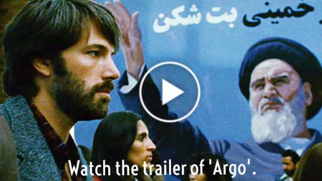 Trailer of 'Argo'
