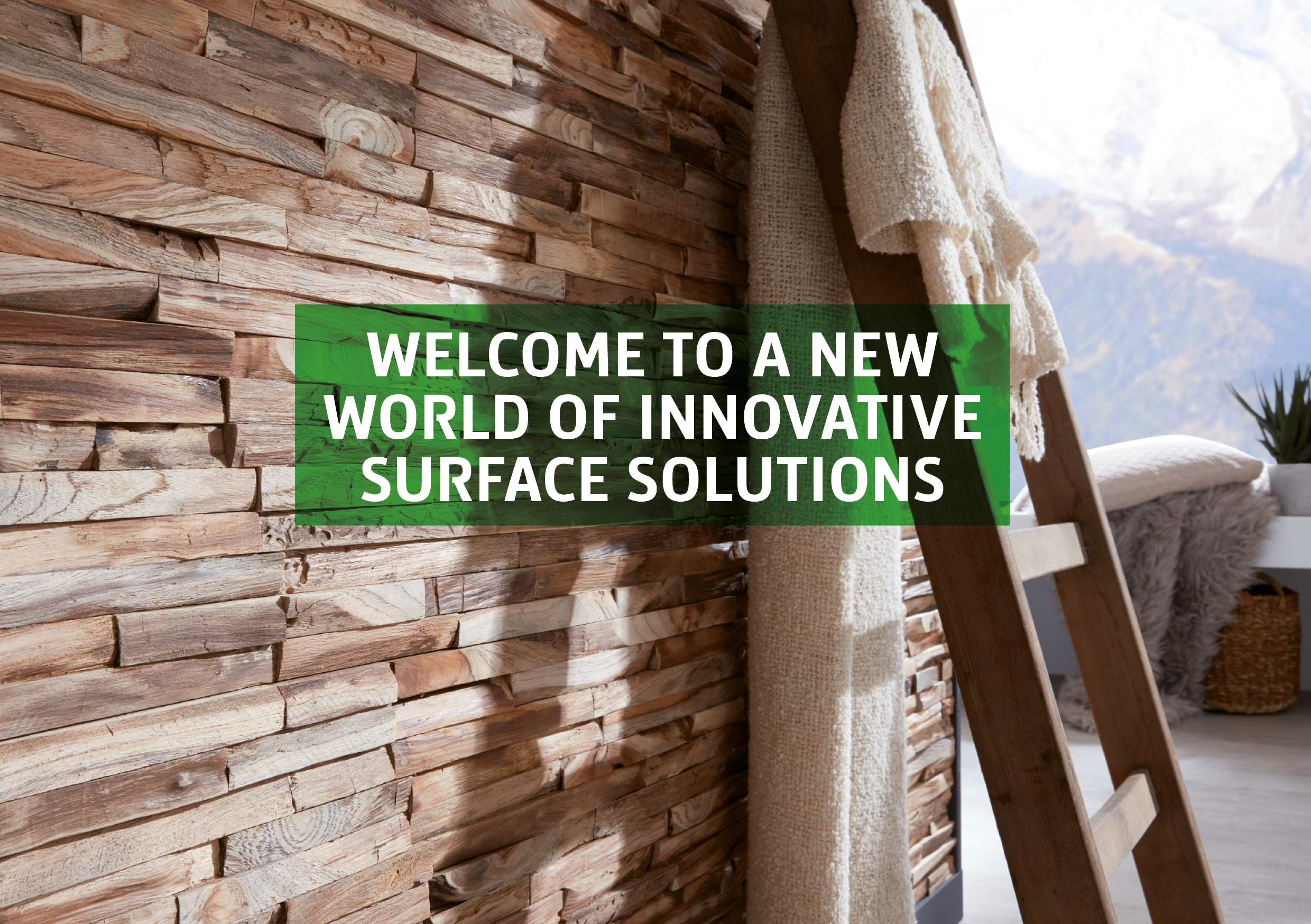 Innovative surface solutions