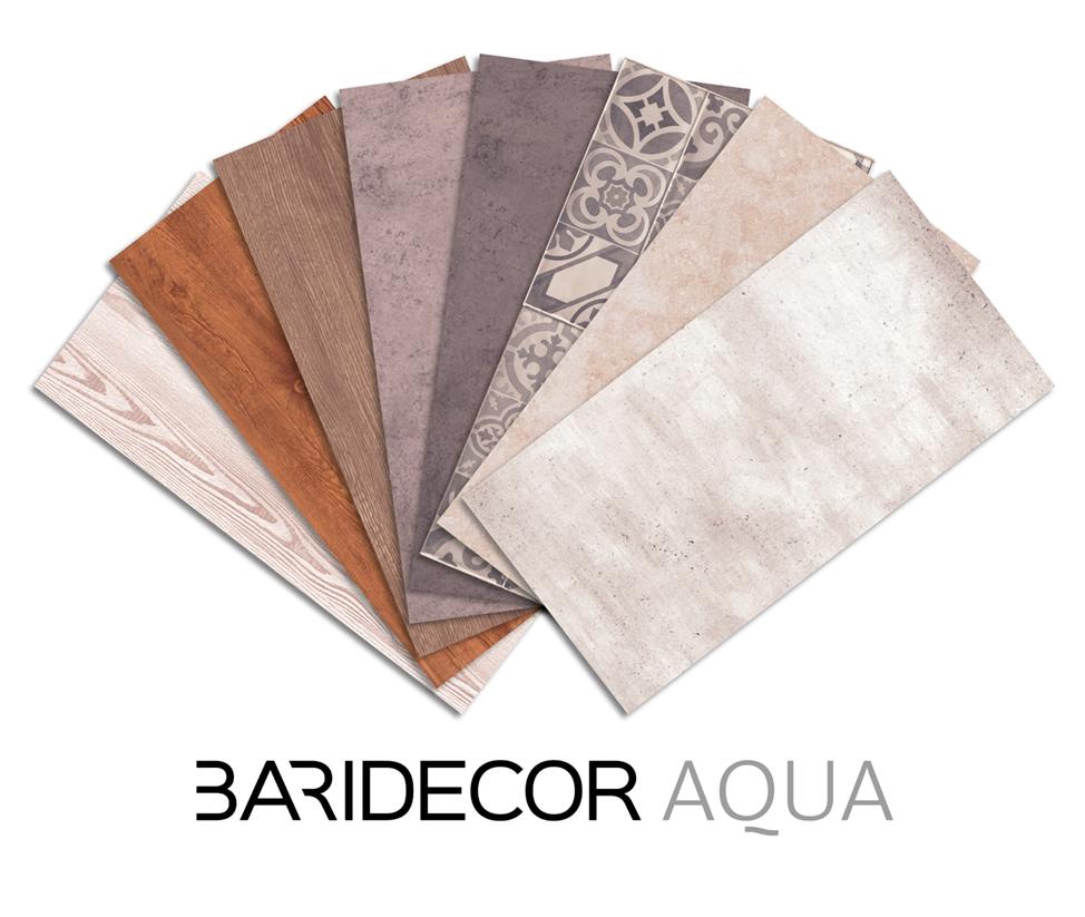 Neue Baridecor Aqua 9 Dekore