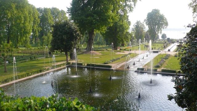 Nishat Bagh Gardens