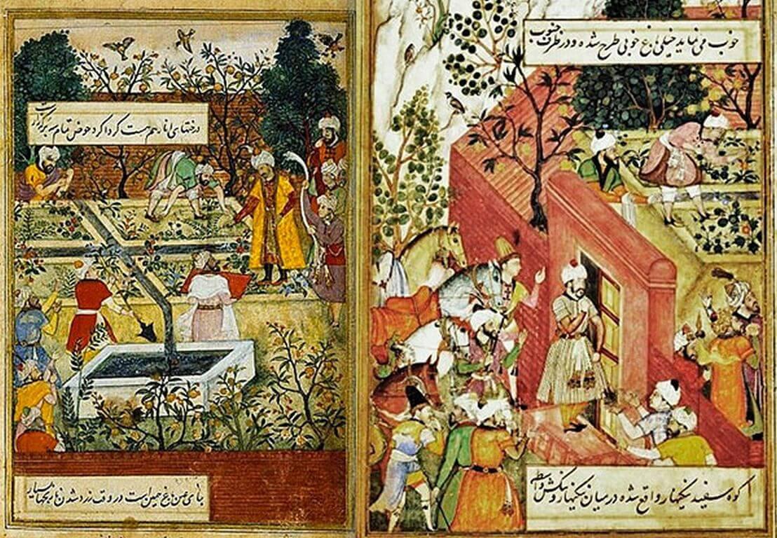 The Emporer Babur