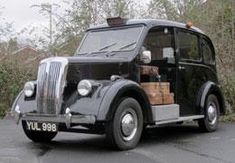 1960 Beardmore Paramount MK VII Taxicab