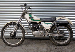 1974 Ossa Mick Andrews Replica 250cc
