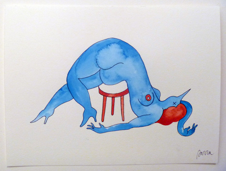 [Illustration - Sculpture] Parra - Page 3 Parra_mexican_drink_12_by_9_inch