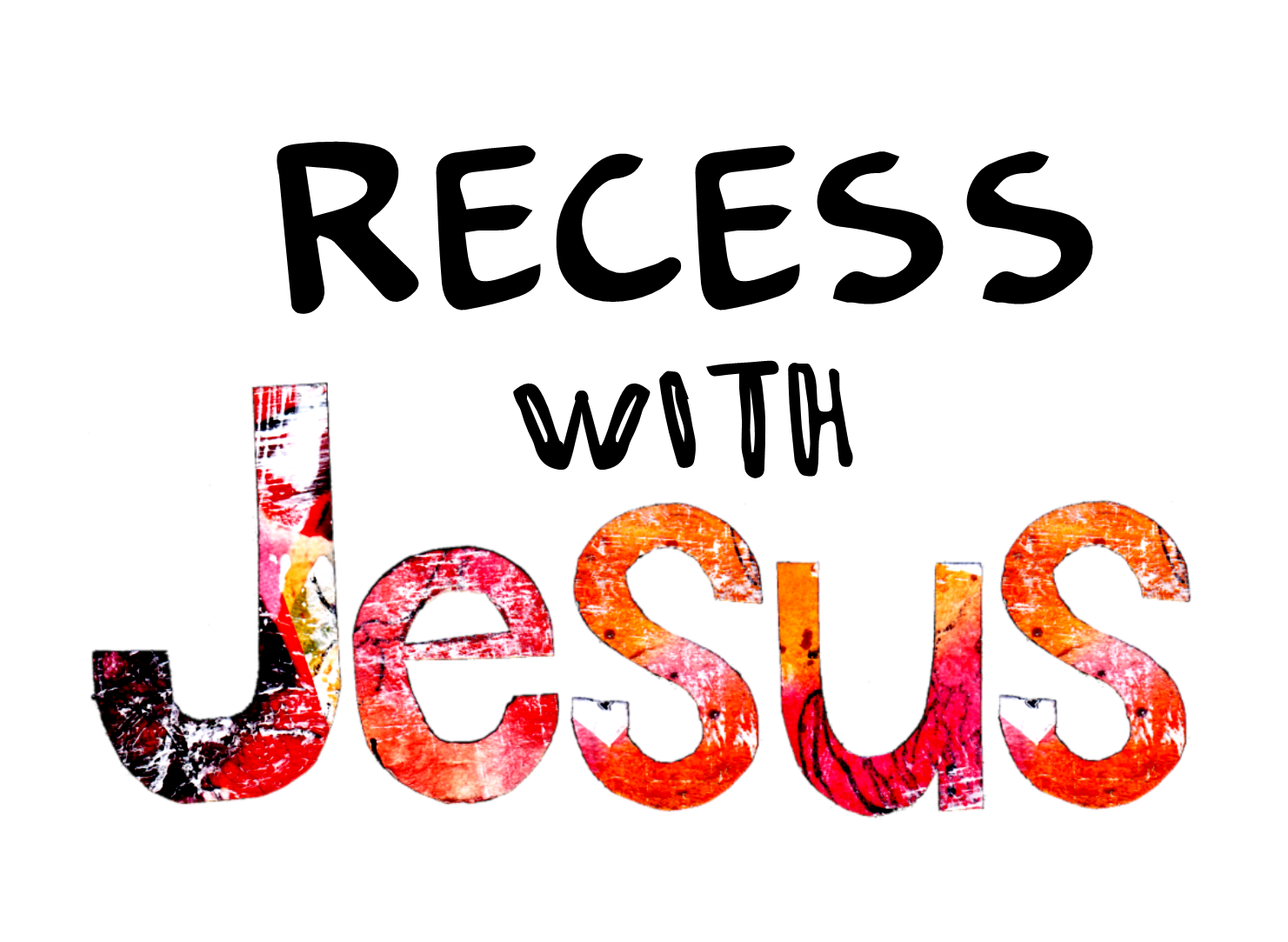 Recess With Jesus logo