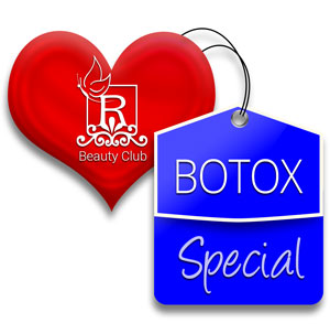 Botox for Beauty Club Members