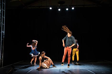 Melbourne Fringe dance