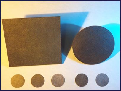 Hydrophilic Gas Diffusion Layer - ELAT-H - Fuel Cells Etc