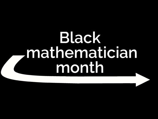 Black mathematicians month