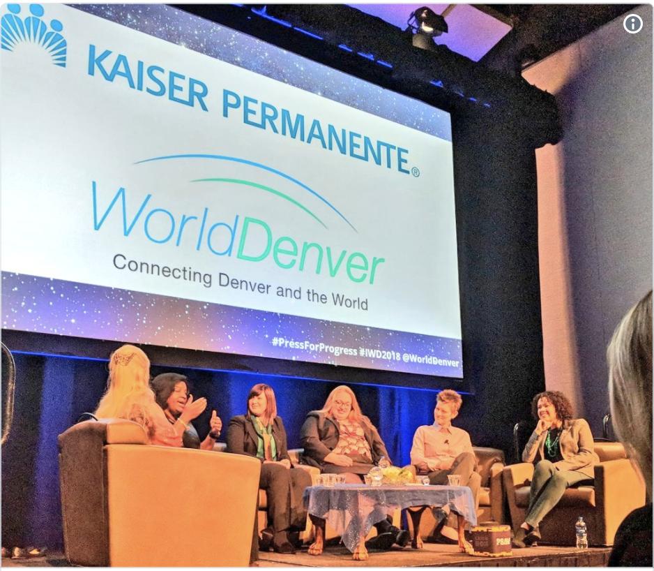 World Denver's International Women's Day