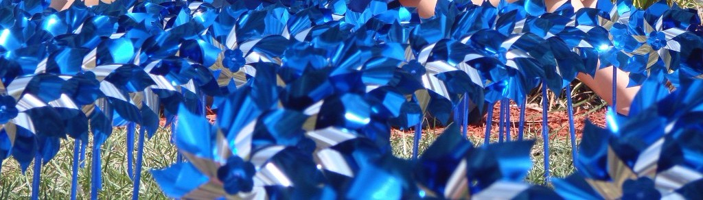 Picture of pinwheels