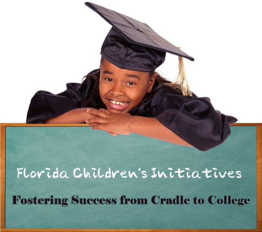 FCI News Header - Little Boy with Cap and Gown