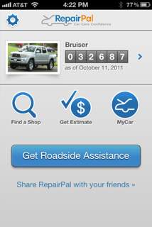 RepairPal Mobile Home Sponsored: Repair Pal App Keeps You Moving
