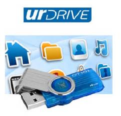 urDrive Image Kingston urDrive Review and Giveaway (simply comment to win a 5 pack of urDrive USB flash drives)