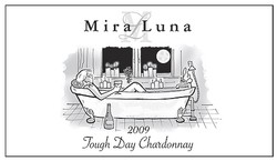 Tough Day Chardonnay Logo