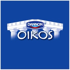 Dannon Oikos Yogurt makes an excellent healthy snack.