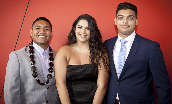 Students pictured at the Year 12 Formal 4