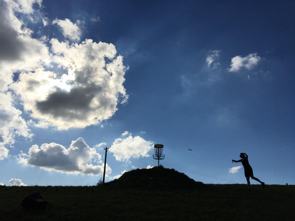 WINNER – Emily Wilsdon took this fantastic silhouette of Sue Underwoods death putt, it was one of the easier judging decisions of the year as it sums Mendips up so iconically. Great snap Em, and great shot Sue.