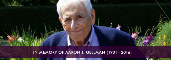 Aaron J. Gellman