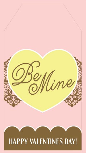 free downloadable gift tags valentines day