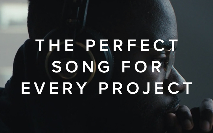 The Perfect Song For Every Project