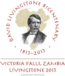 David Livingstone Bicentenary logo