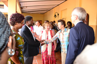 Livingstone 2013 meet HRH The Princess Royal