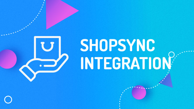 Shopsync integration