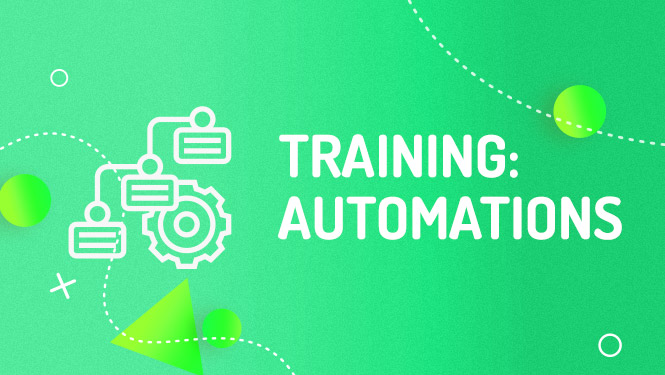 Training: Mailchimp automation setup