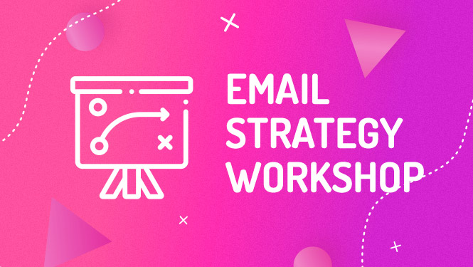 Mailchimp email strategy workshop