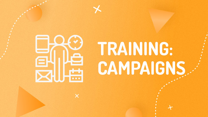 Training: Creating campaigns in Mailchimp